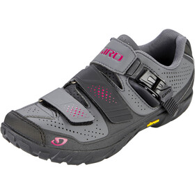 Giro Terradura Shoes Dame dark shadow/berry